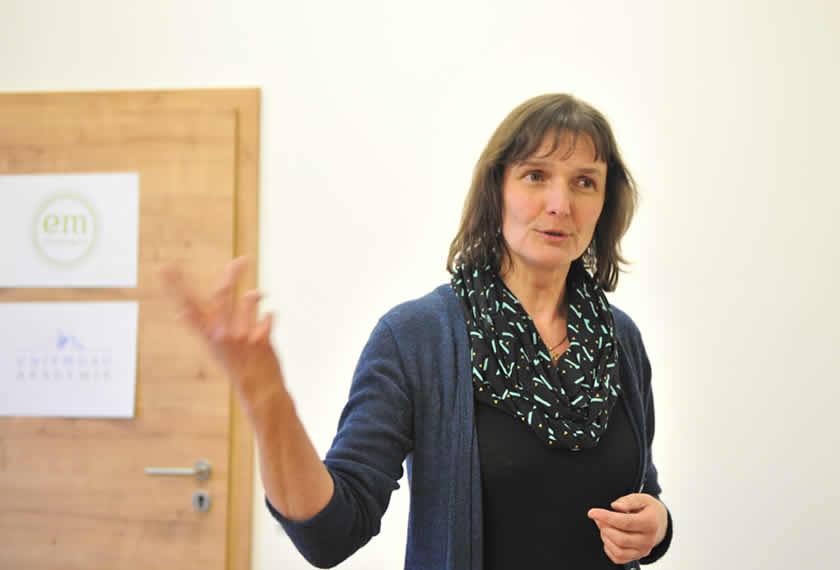 """""""Gsund lebm"""" (bayr. """"gesund leben"""") mit Christine Rehrl"""