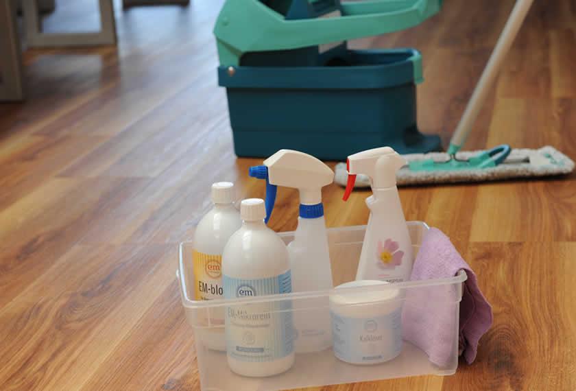 Putzen Mit Effektiven Mikroorganismen Em Chiemgau