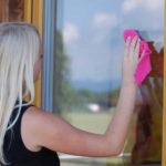 Fensterputzen mit EM