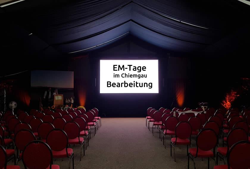EM-Tage 2017 – Gedanken und Diskussionen im Nachtrag