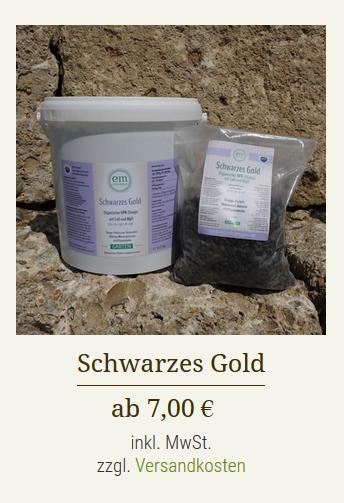 Schwarzes-Gold-Produkt
