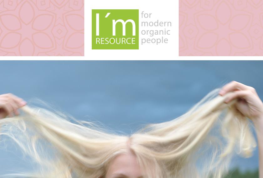 I´m Resource - natürliche Haarpflegeprodukte aus fermentierten Stoffen