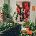 Gärtnerei Salubrium, Evi Gampl aus Bad Aibling.