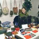 Familie Kreidt aus Kolbermoor präsentiert Feintäschnerkunst aus Meisterhand.