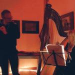 Zwischendurch begeisterten Musiker aus der Region die Gäste.