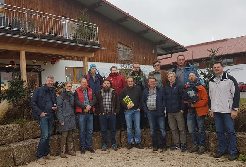 Rosenheimer Projekt jetzt auch in Norwegen