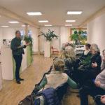 EM-Workshop mit Christoph Fischer im Büro von EM-Chiemgau