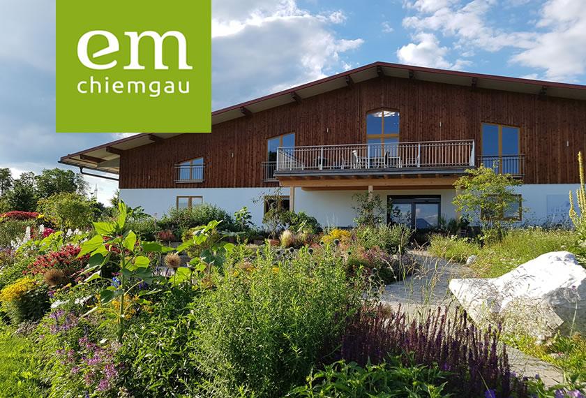 Zu Besuch bei EM-Chiemgau