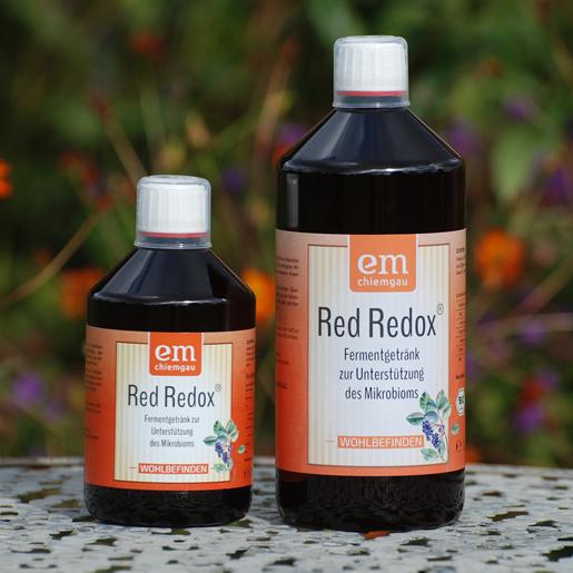 Red Redox Fermentgetränk