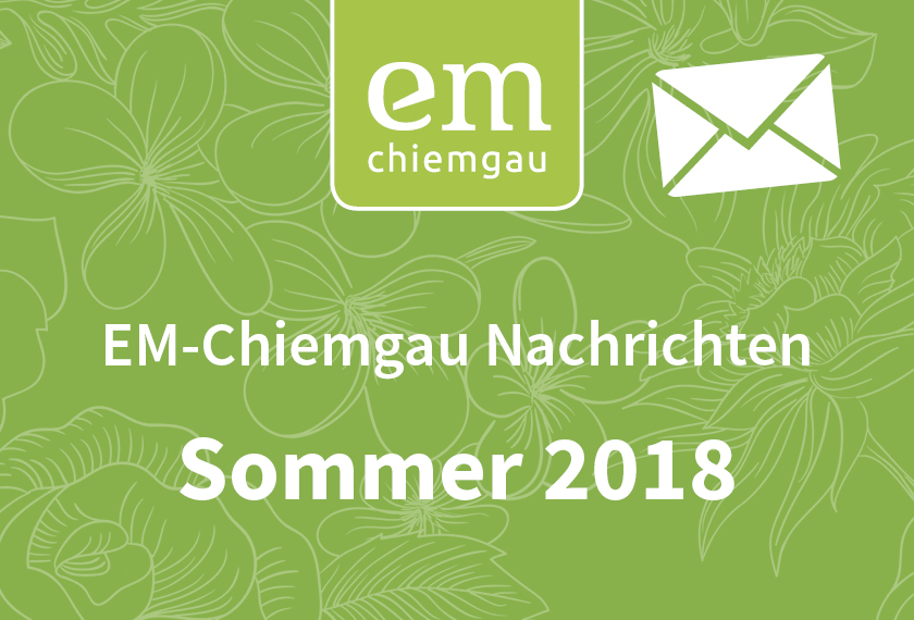 Chiemgau Nachrichten: Sommer