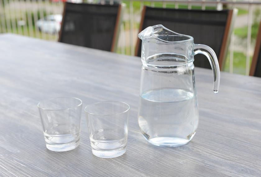 Trinkwasserfilterung plus Energetisierung