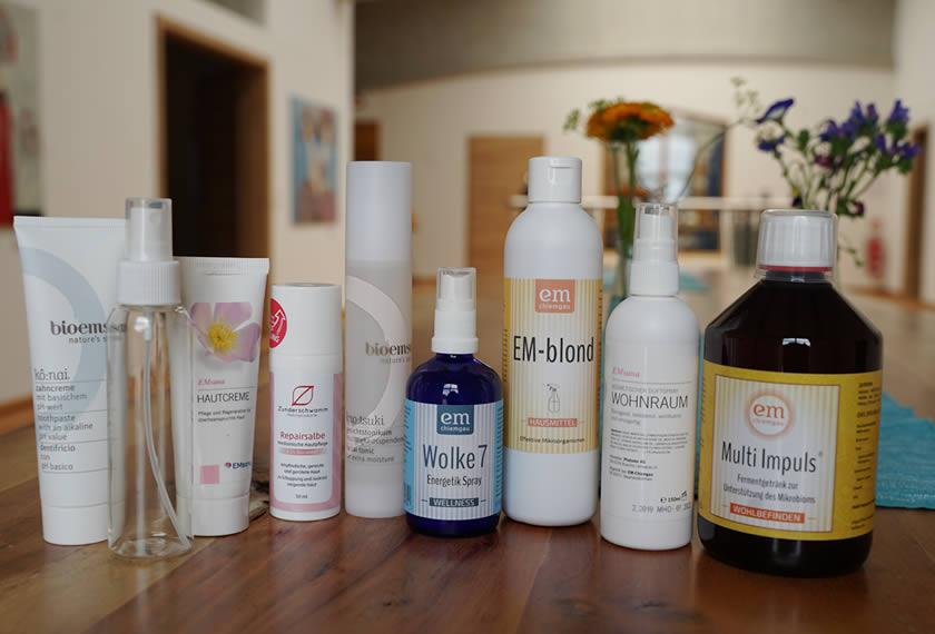 EM-Produkte