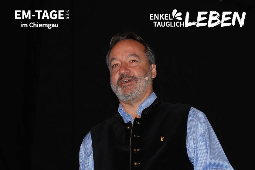 Johannes Lichtmannegger: Hotelbetrieb – mit Ethik und Moral – Klimapositiv in Oberbayern