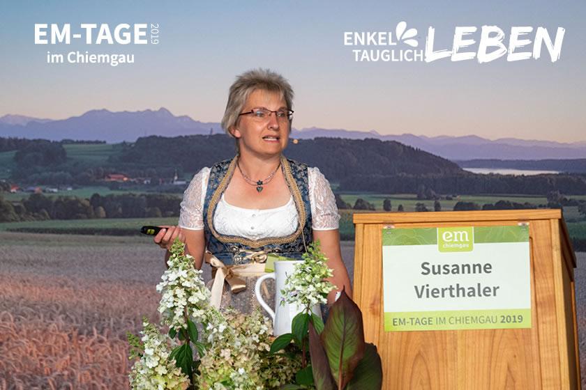 Susanne Vierthaler: EM-Weinbau mit Vorreiter Funktion