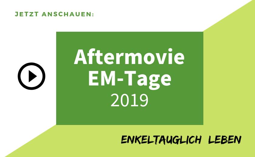 Aftermovie EM-Tage 2019