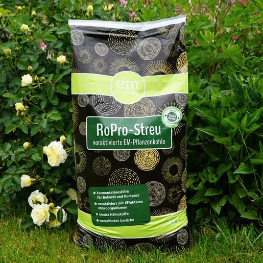 RoPro-Streu_voraktivierte Pflanzenkohle-Terra-Preta-von-EM-Chiemgau