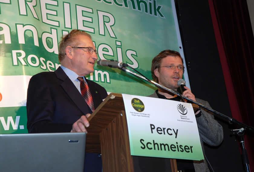 Percy-Schmeiserr-Stephanskirchen-08-Dr. Pirklhuber-voller-Saal-Zvilcourage-AG-gegen-Agrogentechniki