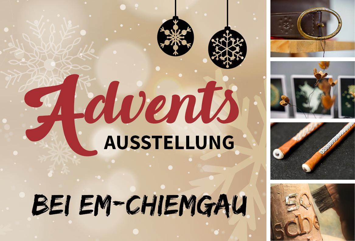 Advents-Ausstellung 2020 Stephanskirchen