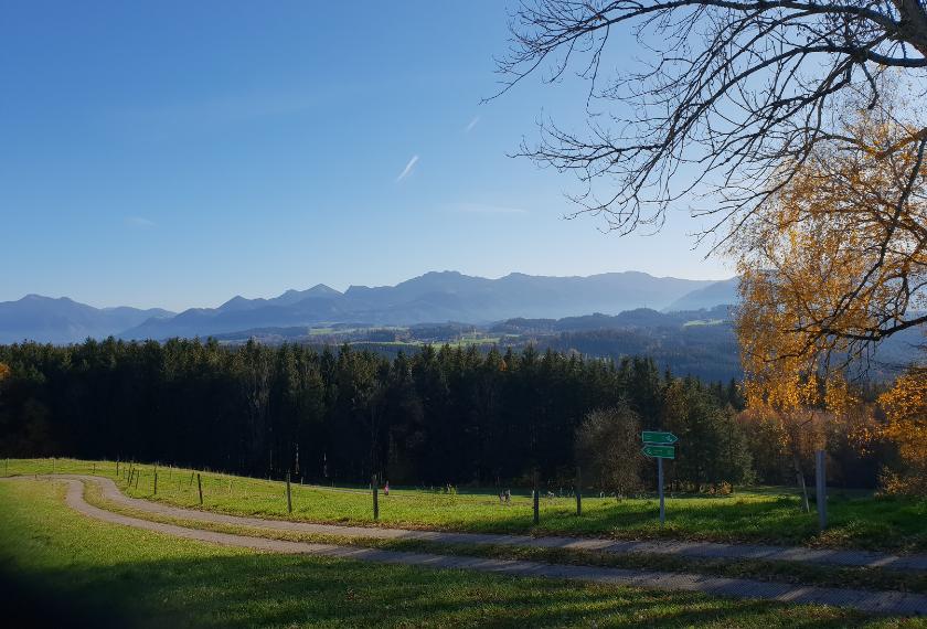 Ausflugsziele und Shoppingmöglichkeiten im Chiemgau